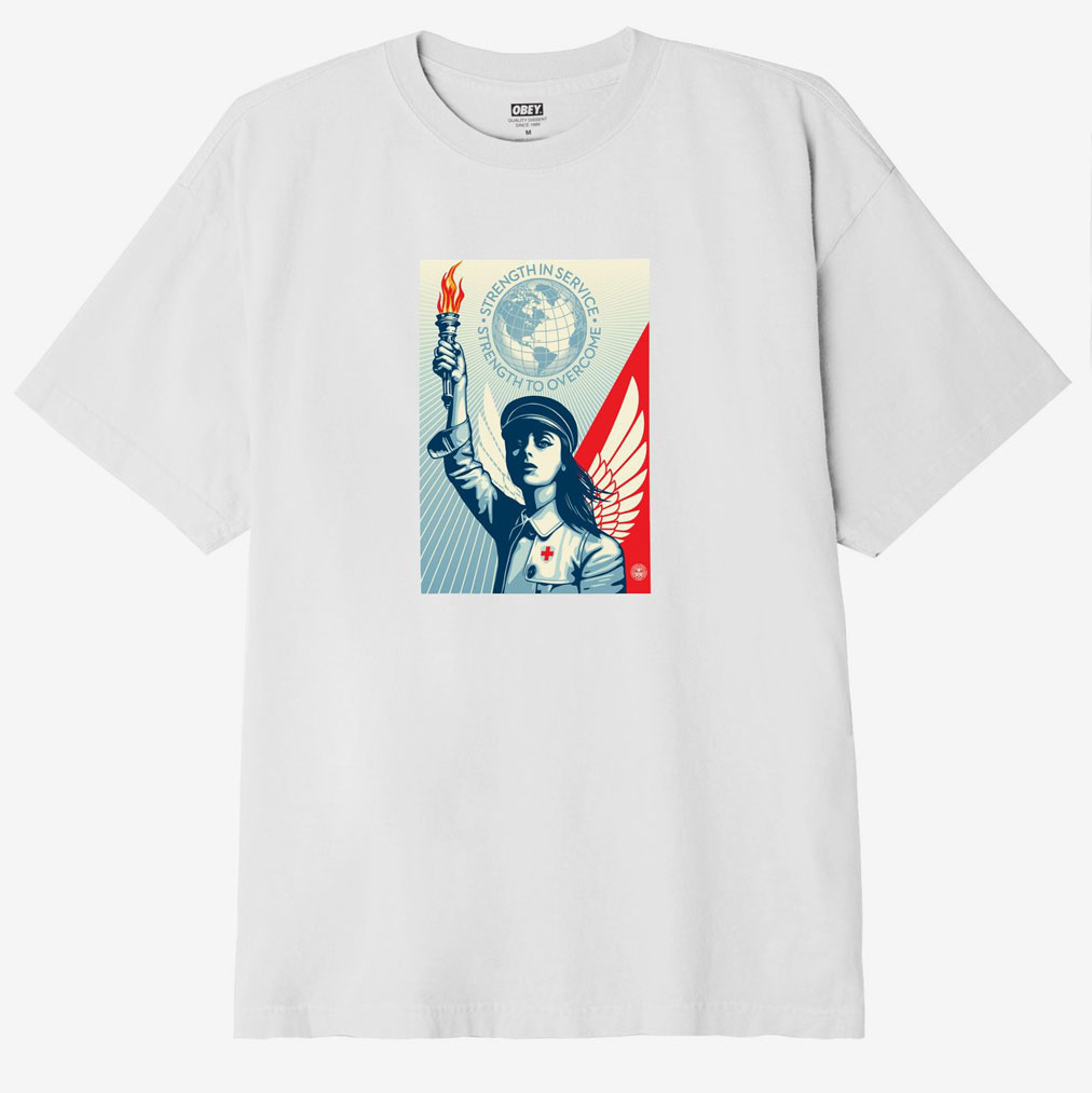 Angel of Hope & Strenght T-shirt
