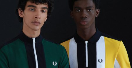 Fred Perry Cycling Jersey