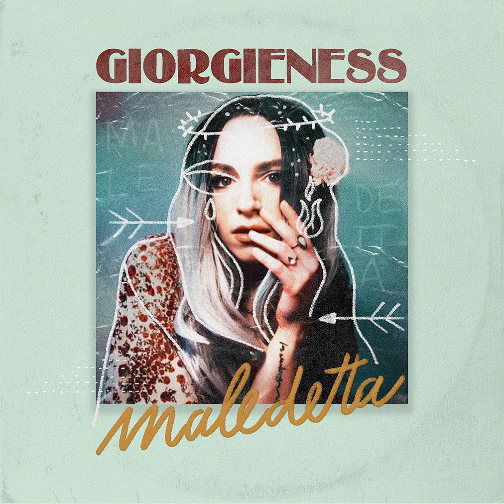 Giorgieness - Maledetta cover