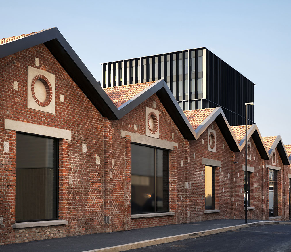 Piuarch, Gucci Hub - Architects Declare
