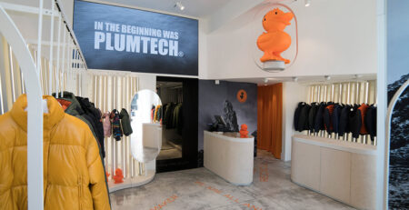 nuovo store di Save The Duck a Milano