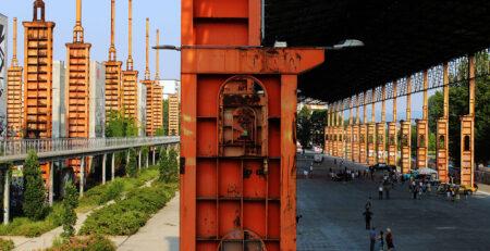 Turismo Industriale, Parco Dora