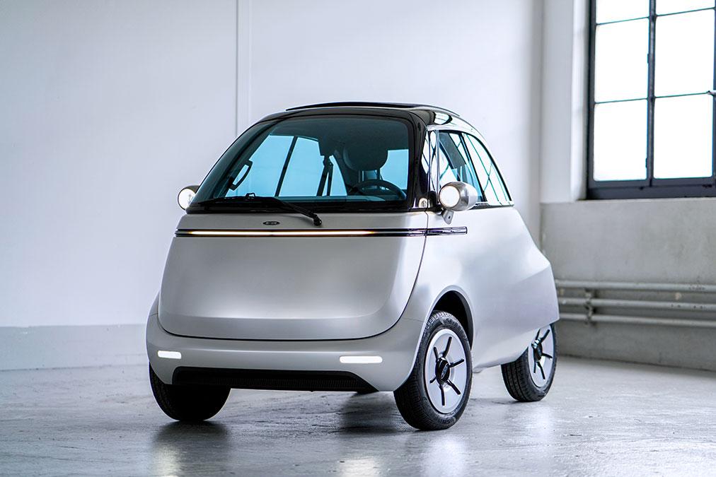 auto elettriche Microlino