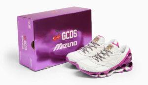 GCDS X MIZUNO