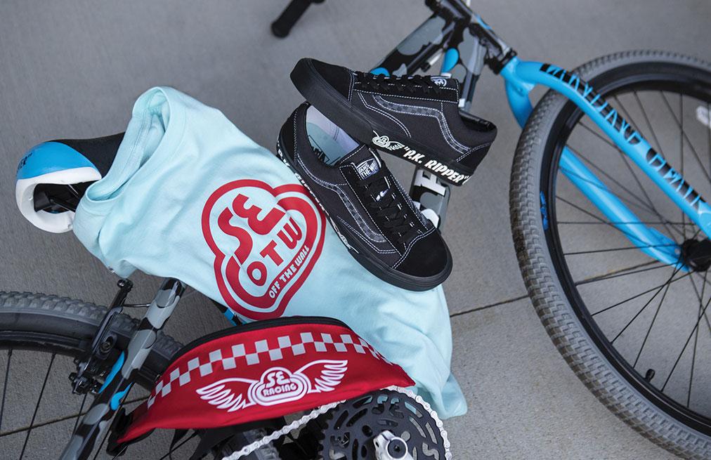 BMX Culture Vans x SE Bikes