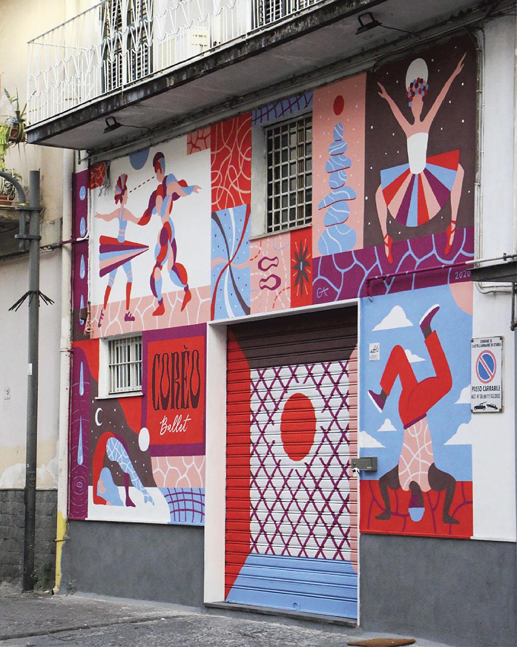Carlo Alberto Giardina, Triadic Dancers