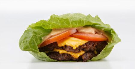 Bun burger senza pane