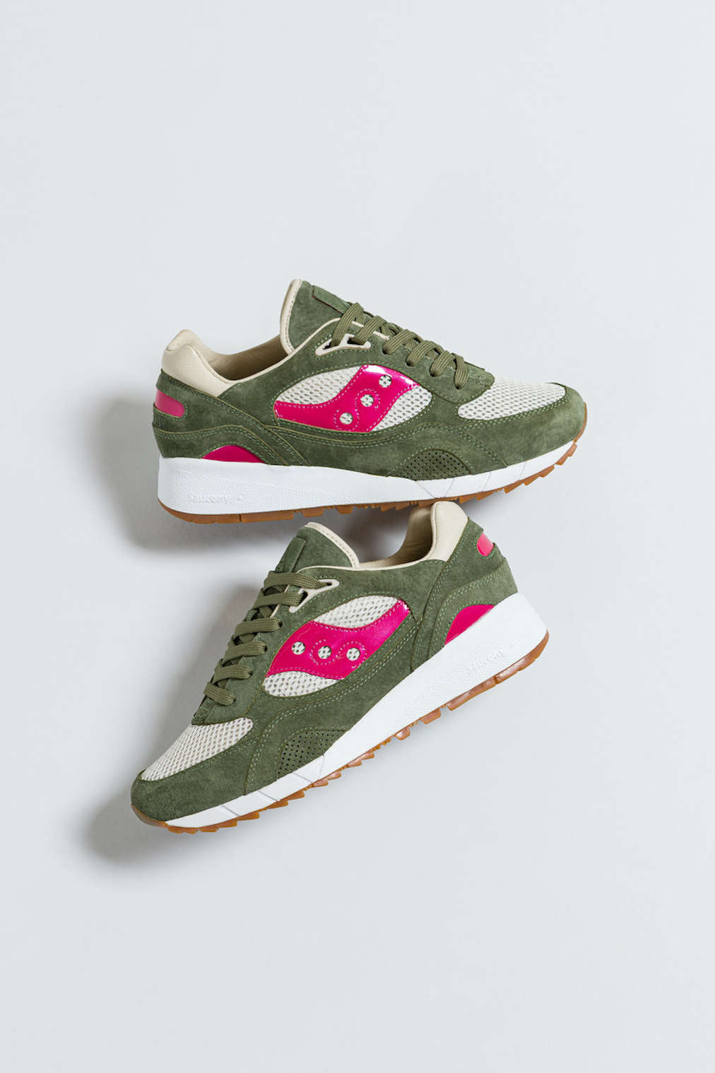 UP THERE X SAUCONY