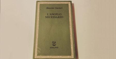 L'angelo necessario, Massimo Cacciari