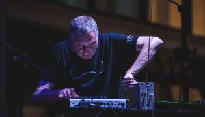 Francesco Giomi - Parade Électronique